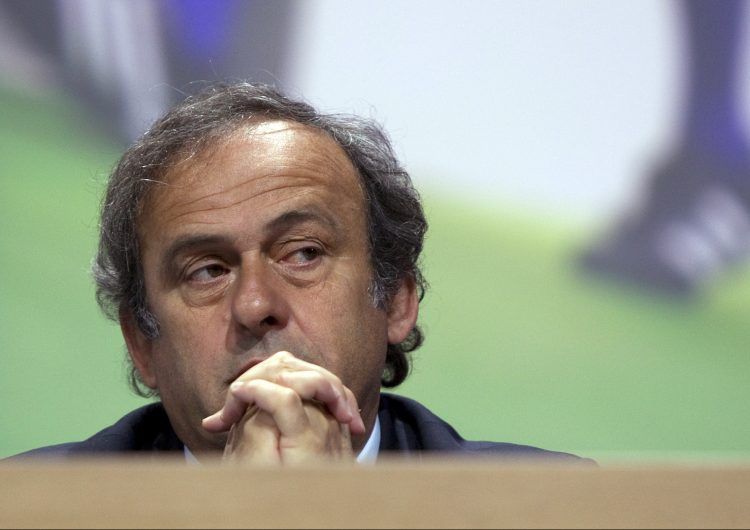 Detienen a Michel Platini en Francia por la investigación de corrupción en el Mundial de Qatar