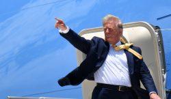 """Irán ataca drones de EU y Trump asegura que """"fue…"""