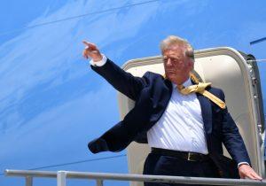 """Irán ataca drones de EU y Trump asegura que """"fue un gran error"""""""