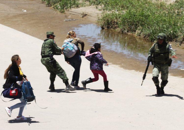México blindará frontera con EU enviando 15,000 uniformados