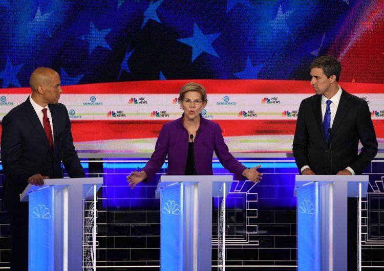 El español: La sorpresa de tres aspirantes a la Casa Blanca en el primer debate demócrata
