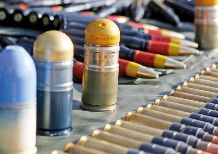 Se consolida industria militar en Puebla