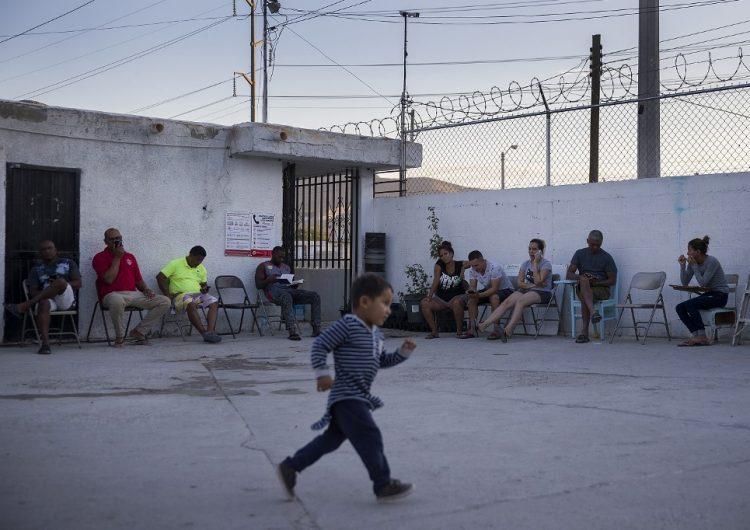 Se triplica el número de niños migrantes que cruzan peligrosa ruta hacia EU