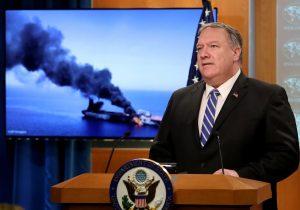 Pompeo responsabiliza a Irán por los ataques en la ruta petrolera más importante del mundo