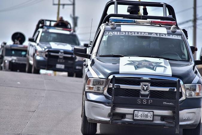 """Ya suman 30 mil detenidos en operativo """"Barredora"""" en Aguascalientes"""