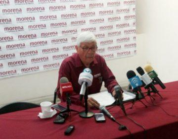 Piden renuncia del dirigente estatal de MORENA