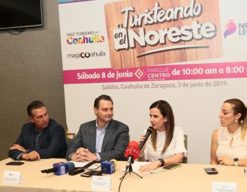 """""""Turisteando por el Noreste"""" llega para resaltar lo mejor de Coahuila y Nuevo León"""