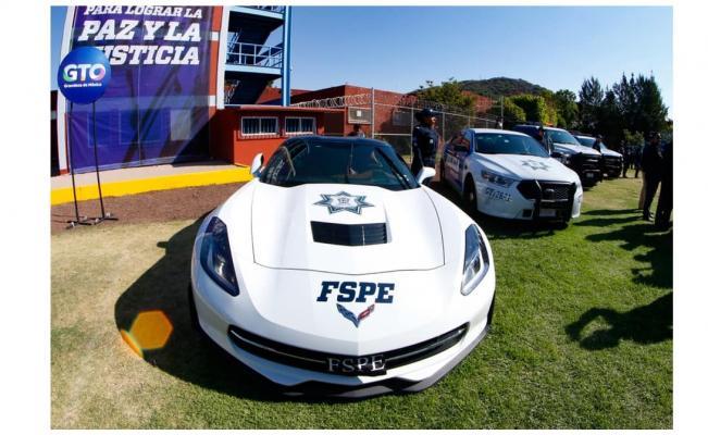 Guanajuato tendrá más patrullas de lujo