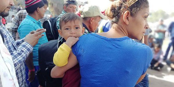 """Siete """"polleros"""" y 38 migrantes son detenidos en Coahuila"""