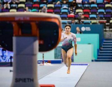 Alexa Moreno se pierde los Juegos Panamericanos de Lima