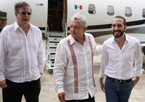 AMLO anuncia creación de empleos y la inversión de 30 mdd en El Salvador para beneficiar a migrantes