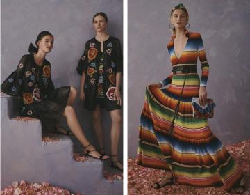 Por qué critican que la colección de Carolina Herrera hace una apropiación cultural de México