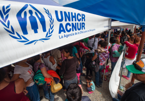 Desplazados en el mundo rompen récord: llegan a 70.8 millones de personas en 2018