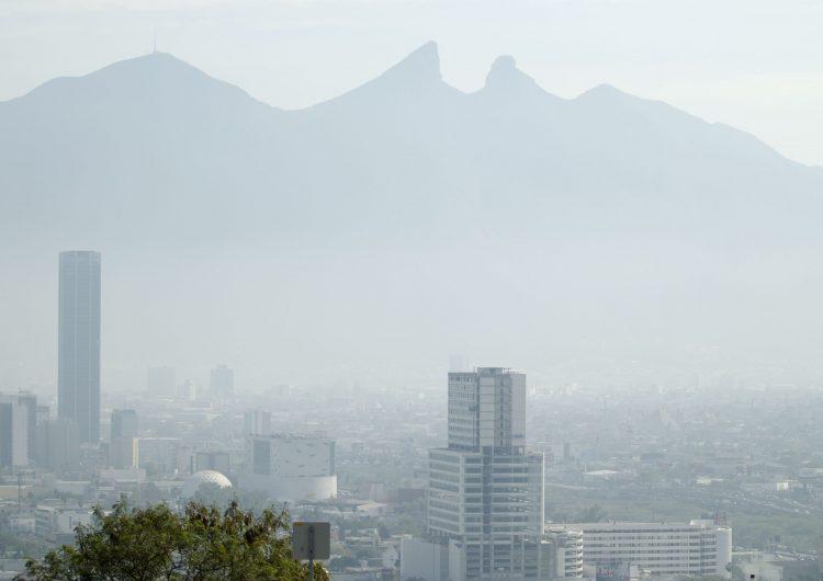 Monterrey espera una tormenta de arena… del Sahara