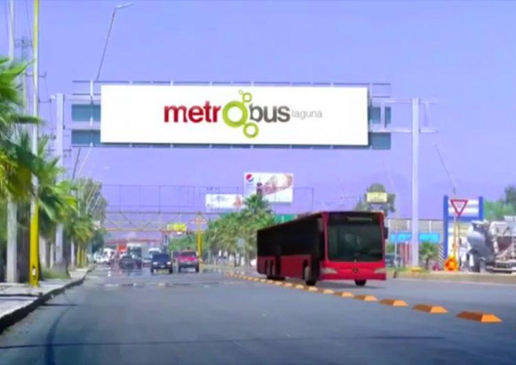 Coahuila tiene ingresos para concluir el Metrobús en La Laguna