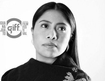 Yalitza Aparicio viene a Guanajuato a combatir la violencia de género