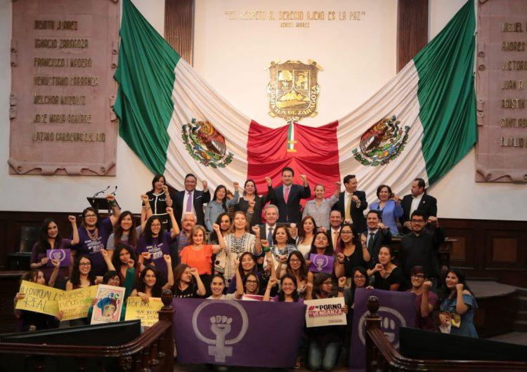 Ley Olimpia es aprobada en el Congreso de Coahuila; van contra acoso digital