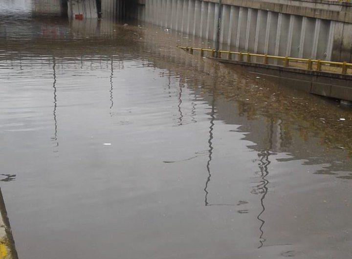 Tormentas arrasan en León; Conagua confirma que seguirá lloviendo
