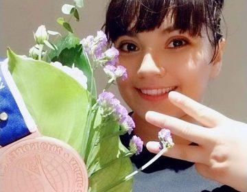 Otra medalla para Alexa Moreno: gana bronce en Copa Corea Jeju 2019