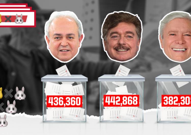 Tendremos el gobernador menos votado de los últimos años