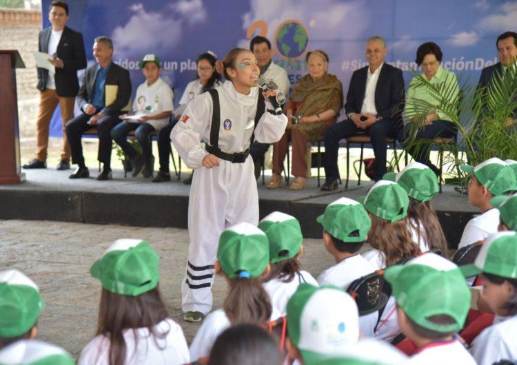 Celebra JM Día Mundial del Medio Ambiente