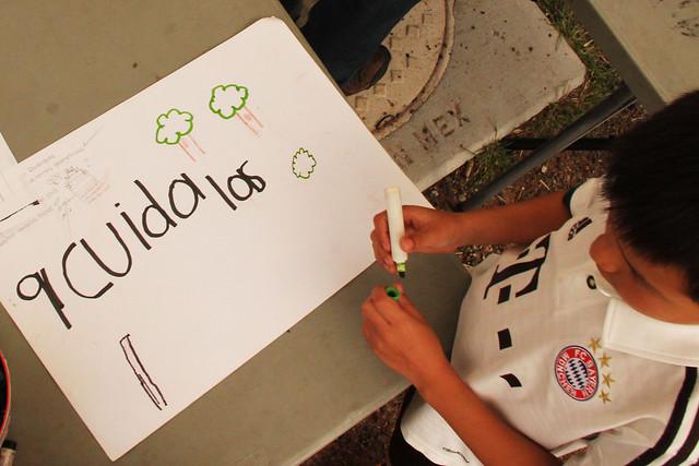 Alumnos mexicanos participaran en el programa de cultura ambiental a nivel Latinoamérica