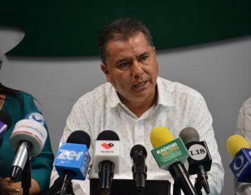 Se aferra Enrique Juárez a la dirigencia del PRI en el estado