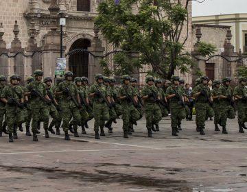 Este lunes llegará la Guardia Nacional a Jesús María