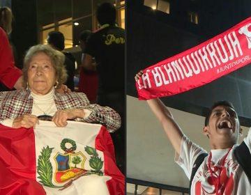 Video: mujer de casi 100 años viaja a Brasil para apoyar a la Selección Peruana