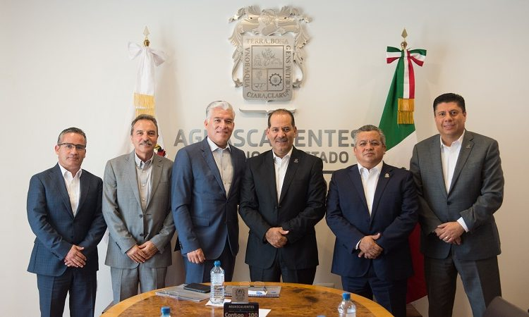 Anuncian inversiones de red eléctrica de CFE por 500 mdp en Aguascalientes