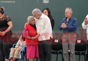 AMLO visita Puebla para entregar apoyos del programas para el Bienestar