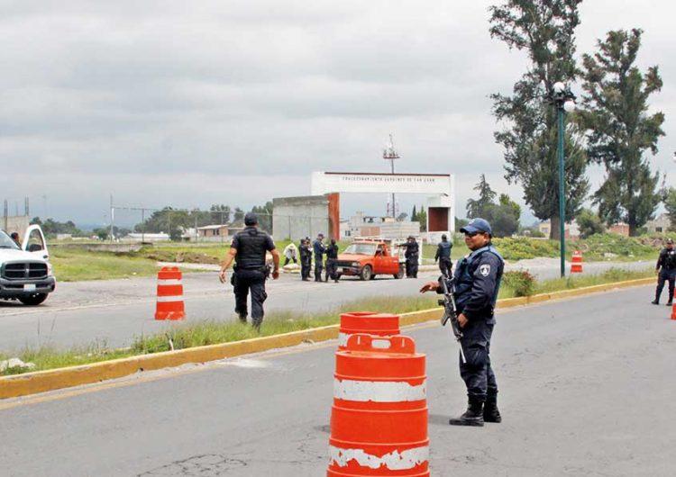 Retenes falsos comunes en carreteras de Puebla