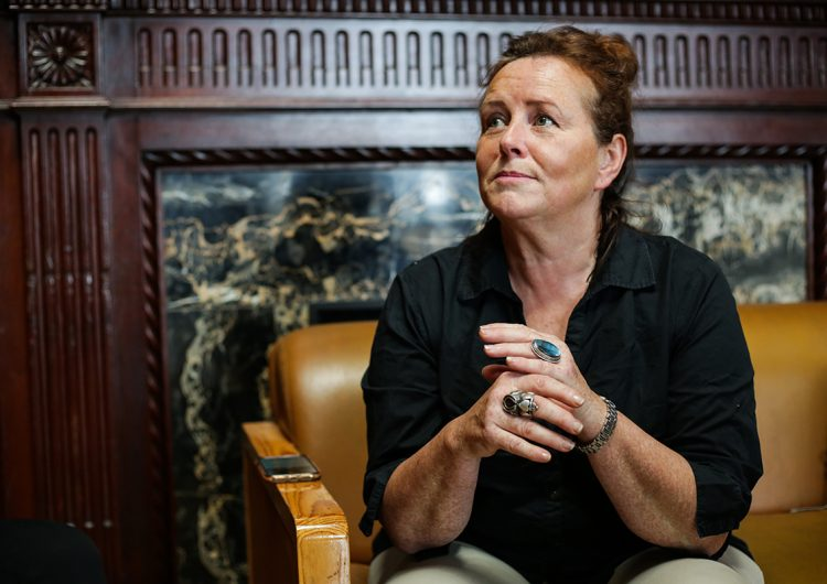Nuestras acciones personales son intensamente políticas: Rita Duffy
