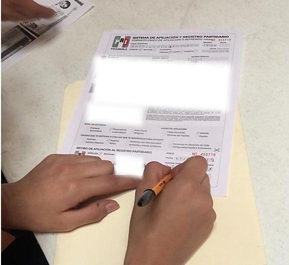 Secretaría de Salud de Coahuila obliga a sus empleados a afiliarse al PRI