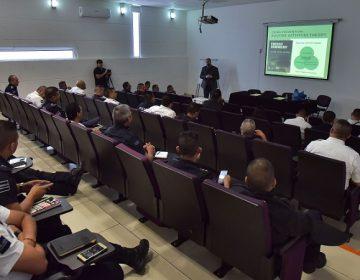Capacitan en Victimología forense a policías municipales de Aguascalientes