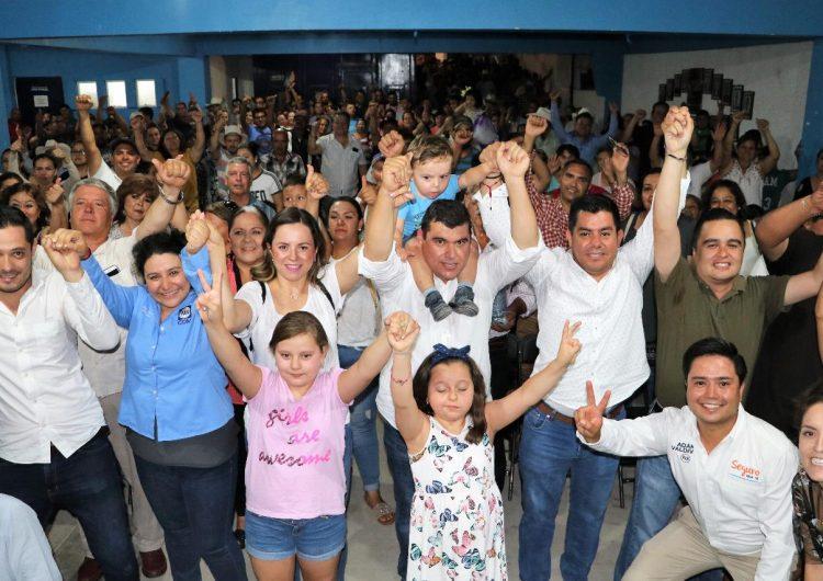 Adán Valdivia se dice listo para regresar a trabajar por los calvillenses