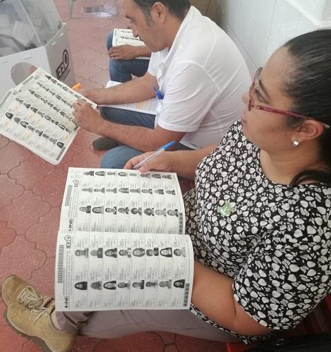 Prometen candidatos respetar resultados de elecciones en Aguascalientes