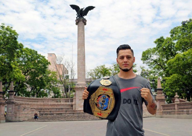 Tiene Aguascalientes campeón internacional en boxeo