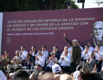 México recibirá centroamericanos que buscan asilo, pero no hay recursos