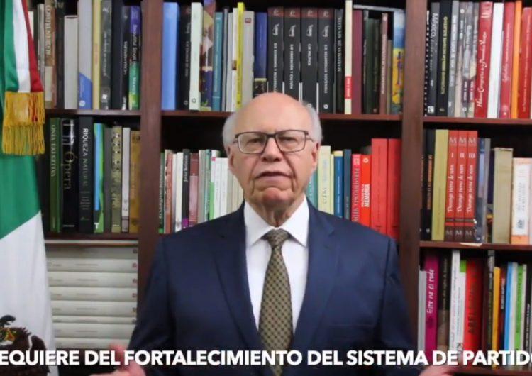 José Narro denuncia irregularidades del PRI en Coahuila