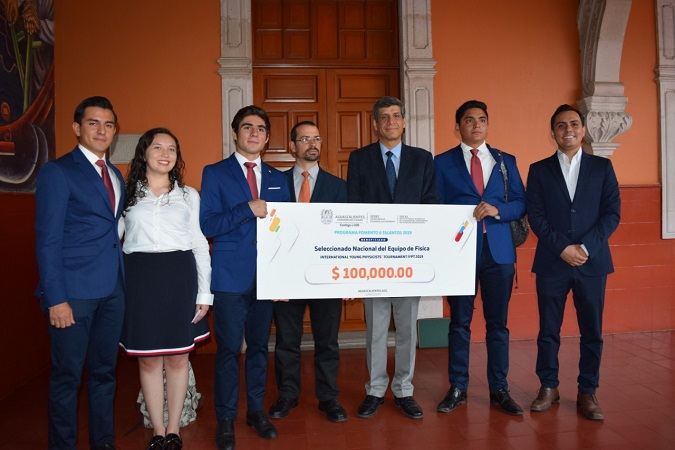Participará Universidad Panamericana en Torneo de Físicos Jóvenes en Polonia
