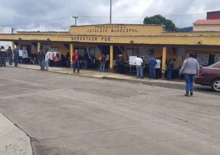 Un muerto y un herido durante elecciones en Ahuazotepec: INE
