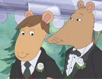 """Una iglesia de Alabama proyectará el episodio prohibido de """"Arthur"""" que muestra una boda gay"""