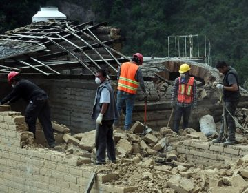 En México se carece de cultura en prevención de desastres