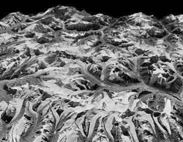 Satélites espía de la Guerra Fría revelan la pérdida de hielo en los Himalayas