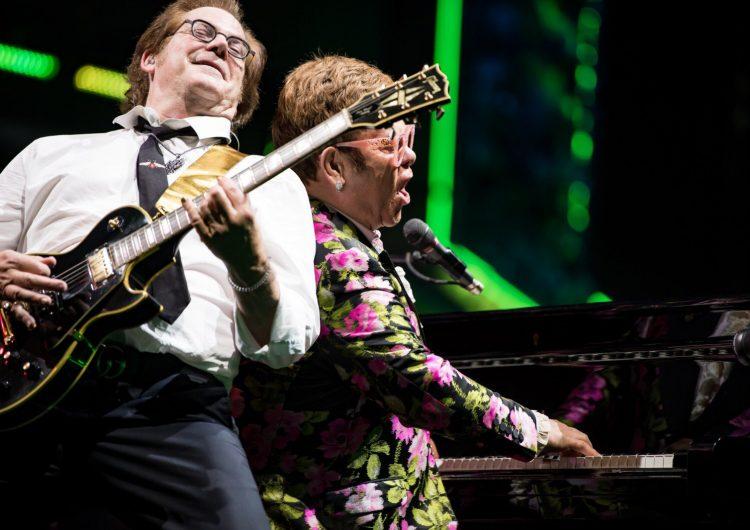 Un incendio acabó con años de grabación de Elton John, Nirvana y Ella Fitzgerald