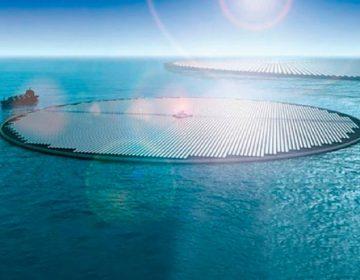 Científicos proponen crear islas flotantes gigantes que transformen CO2 en combustible