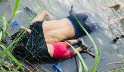 Padre e hija mueren ahogados al intentar cruzar el río…