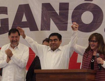Miguel Barbosa virtual gobernador, concluye Conteo Rápido
