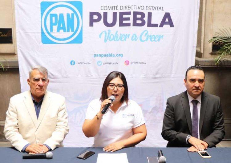 PAN exige a la Fiscalía resultados de la investigación sobre caso Martha Erika